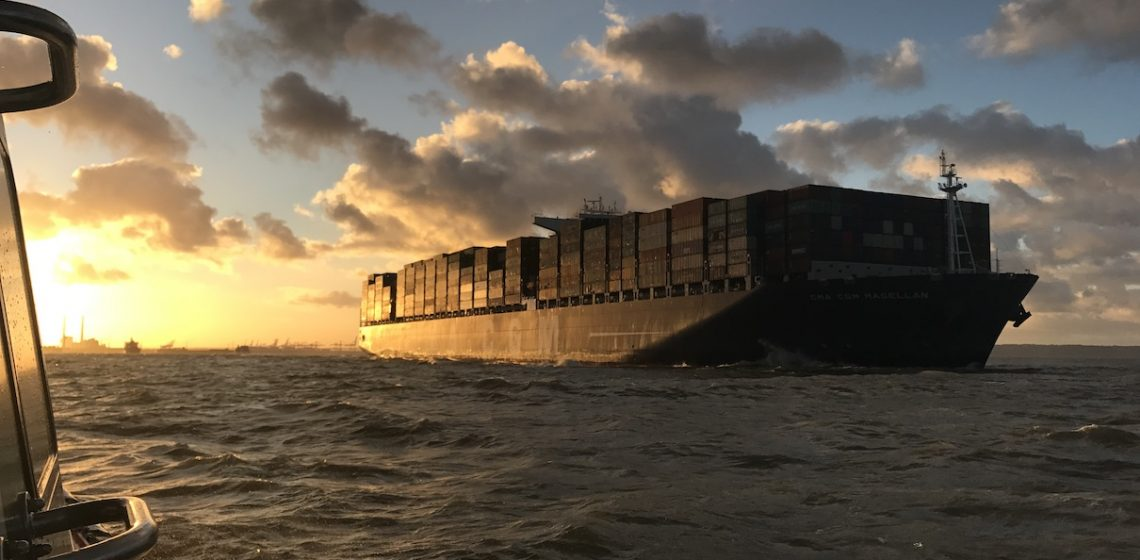 ISO 9001 - 2015 -  Station de pilotage du Havre