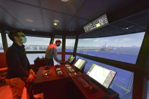 Simulateur de dernière génération Pilotes Le Havre @Eric Houri